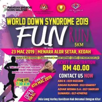 World Down Syndrome 2019 Fun Run